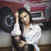 Ксюша :: Sergey Osincev