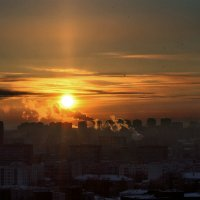 закат над городом :: AlerT-STM 1