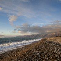 Абхазия зимой :: Лидия Федорова