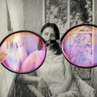 Сквозь розовые очки... :: Елена