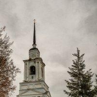Город Севск. Колокольня Успенского собора :: Александр Березуцкий (nevant60)