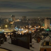 В Ростове -20 :: Александр Гапоненко