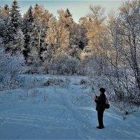 Фотосессия в  парке села Куркино :: Валерий Талашов