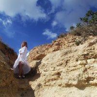 много ножки находили,скалы Фолента :: Роза Бара