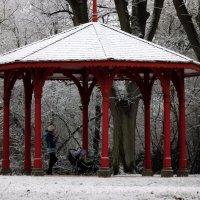 Прогулка в парке :: Эдвард Фогель