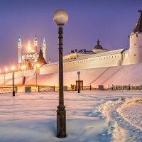 Зимний Казанский Кремль :: Юлия Батурина