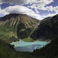 Lake, untreated :: Sonia Travel