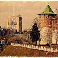 Коромыслова башня :: Андрей Головкин