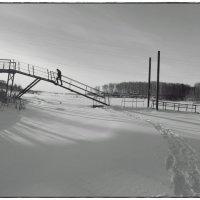 Зимний мостик :: Алексей Хвастунов