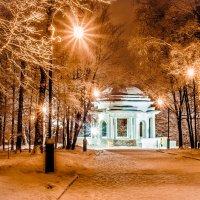 Зимний вечер :: Илья Остроградский