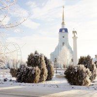 Зима на Кавказе :: Наталия Сарана