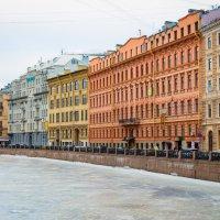Набережная Мойки.Петербург :: Gennady Legostaev