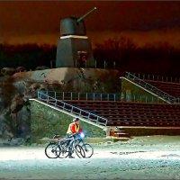 Североморский стиль вело катания :: Кай-8 (Ярослав) Забелин