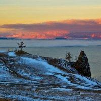 Раннее утро на Малом море :: Анатолий Иргл