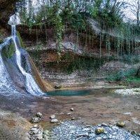 Варьяльский водопад. :: Александр Криулин
