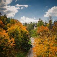 Золотая осень :: Илья Остроградский
