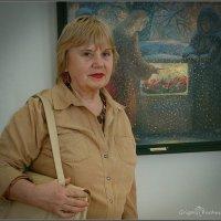 На выставке :: Григорий Кучушев