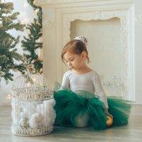 Дети и новый год 5 :: Василий Гущин