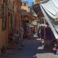 улочки старого города :: Эльвира Лопатина