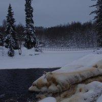 Зимняя сказка в Карелии :: Марина Сорокина