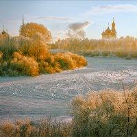 Холодный день... :: Александр Никитинский
