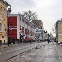 Пятницкая улица. Москва. :: Юрий Шувалов