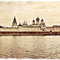 Вблизи святых мест :: Андрей Головкин