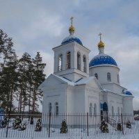 церковь в с.Горки :: Сергей Цветков