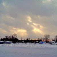Заход солнца. :: Miko Baltiyskiy
