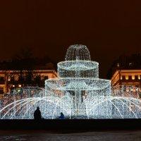 Волшебный фонтан! :: Лариса Лунёва