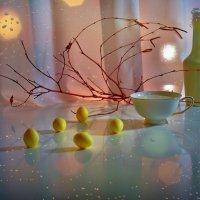 Белый шоколад :: Наталия Лыкова