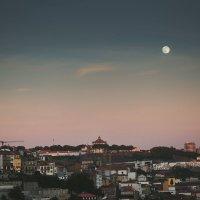Закат в Порту :: Светлана Коклягина