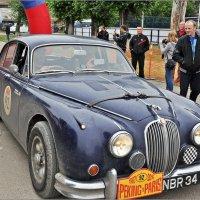 Jaguar Mk II 1959 г. :: Aquarius - Сергей