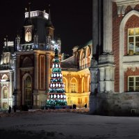 Царицыно, Большой дворец. :: Валерий Князькин