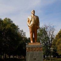 Золотой Ленин :: Александр Рыжов