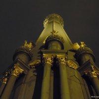 Памятник 1812 года в тумане :: Андрей Буховецкий