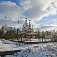 церковь в Павловске :: Елена