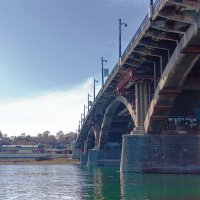 Иркутский мост :: brewer Vladimir