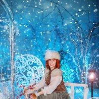 Зимние забавы :: Yana Sergeenkova