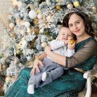 Мать и сын :: Svetlana Barmetova