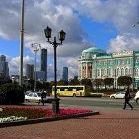 Разноликий Екатеринбург :: Людмила Алексеева
