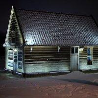 Голландский домик, Петр I. Коломенское. Москва :: Валерий Князькин