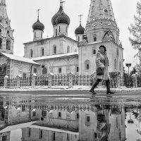 ...как чёрт от ладана... :: Владимир Голиков