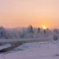 Морозец -40 :: Анатолий