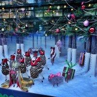 Рождественская витрина в Стокгольме :: Swetlana V
