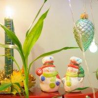 Новогоднее настроение :: Мария Сидорова