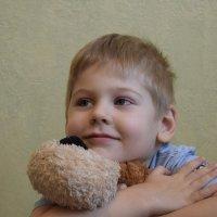 Портрет сына :: Markisa