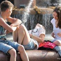 подростки :: Олег Лукьянов