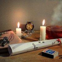 Пока горит свеча..... :: Павлова Татьяна Павлова