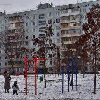 Зимняя прогулка :: Нина Корешкова
